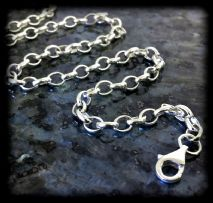 B500 Medium Weight Oval Belcher Chain